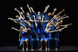 Gauthier Dance//Dance Company Theaterhaus Stuttgart Foto: Regina Brocke