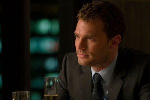 Jamie Dornan spielt Christian Grey.