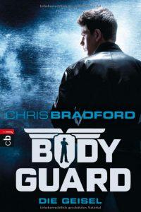 Bodyguard - Die Geisel, Taschenbuch in vier Bänden. 480 Seiten Verlag: cbj, Preis 9,99 Uhr