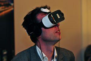 Virtual Reality ist zur Normalität geworden – und nicht mehr wegzudenken, im Messealltag. Bild: Messe Frankfurt