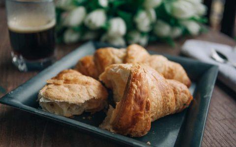 Frühstück, Stock Foto