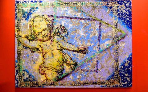 Andreswelten – Die Künstlerin verändert ihre Kunst über Jahre hinweg. Bild: Volker Watschounek