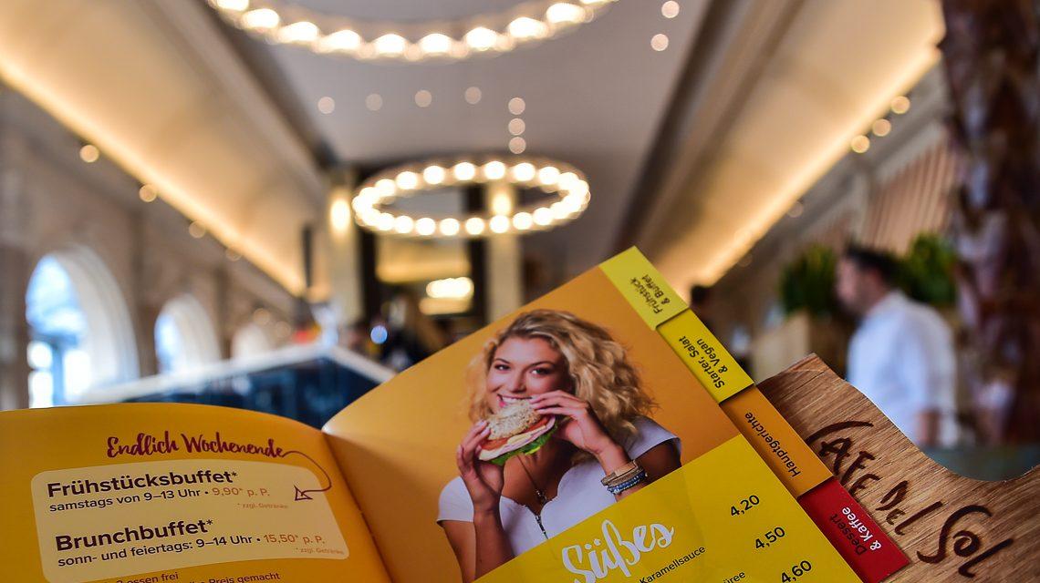 Cafe del Sol am Kranzplatz. Foto: Volker Watschounek