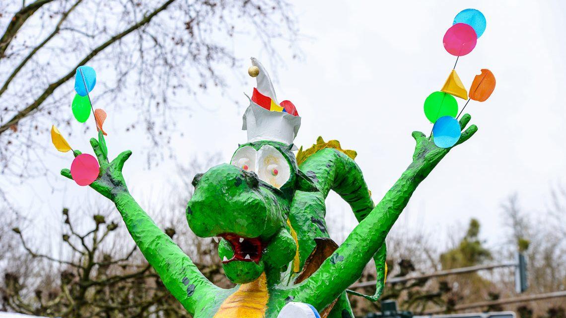Wiesbaden feiert Fastnacht