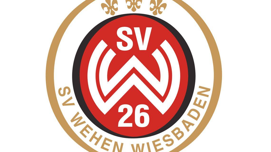 Logo des Sport Verein Wehen Wiesbaden.
