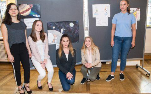 Gruppenbild der Siegerinnen