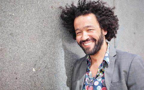 Soul Comedian Marius Jung. Foto: Thalhaus