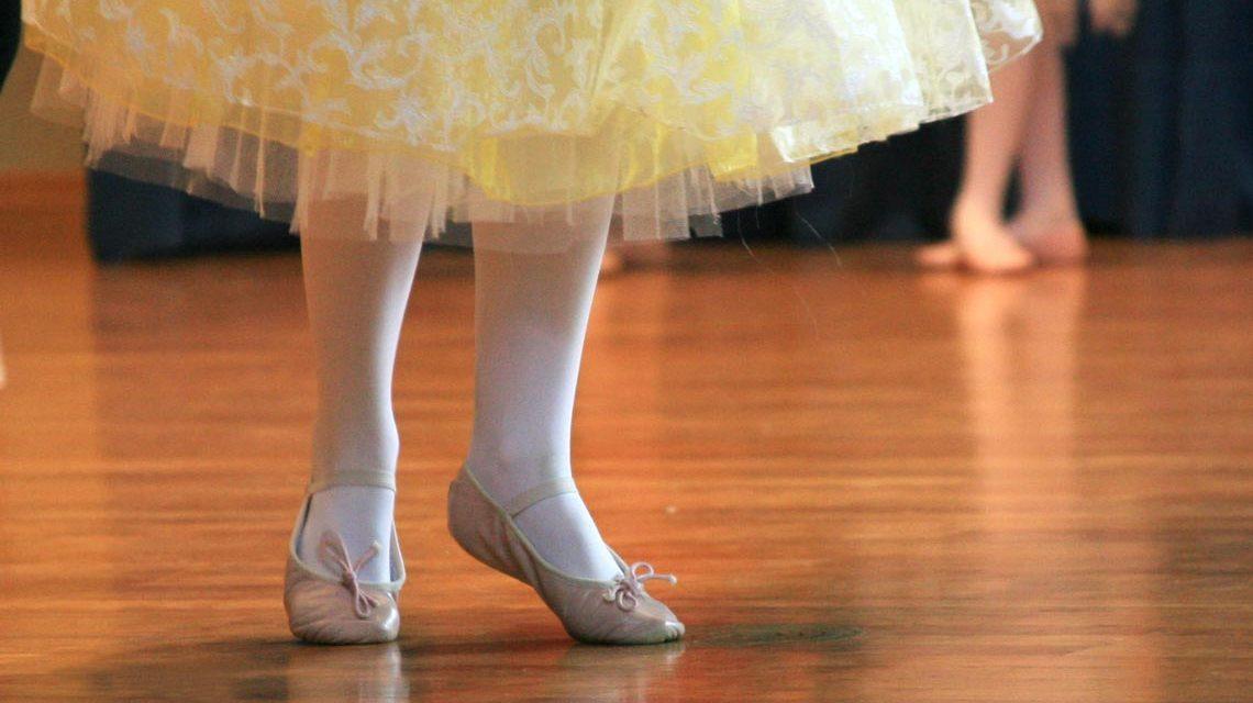 Ballett-Nachwuchs beim Training. Foto: RainerSturm / pixelio.de