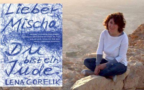 Kleiner Wegweiser um es auf die Liste der zehn coolsten Juden zu schaffen. Foto: Graf Verlag / Lena Gorelik