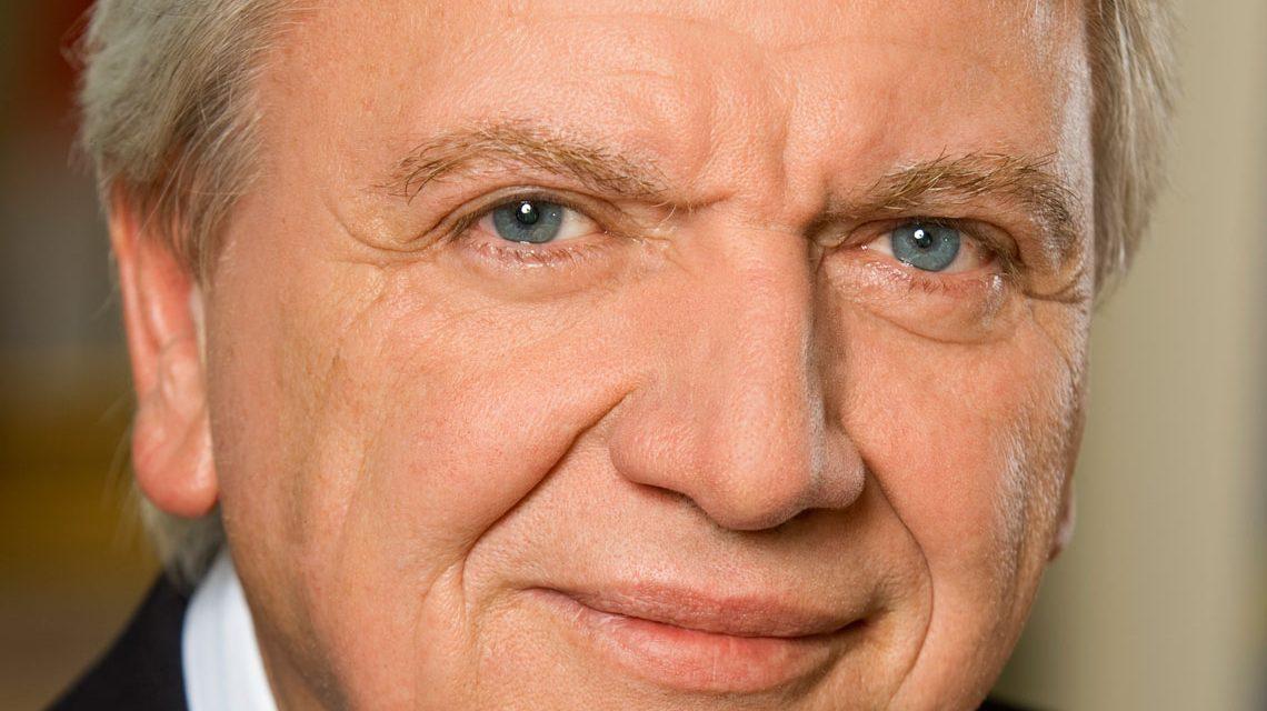 Hessens Ministerpräsident Volker Bouffier. Foto: Staatskanzlei