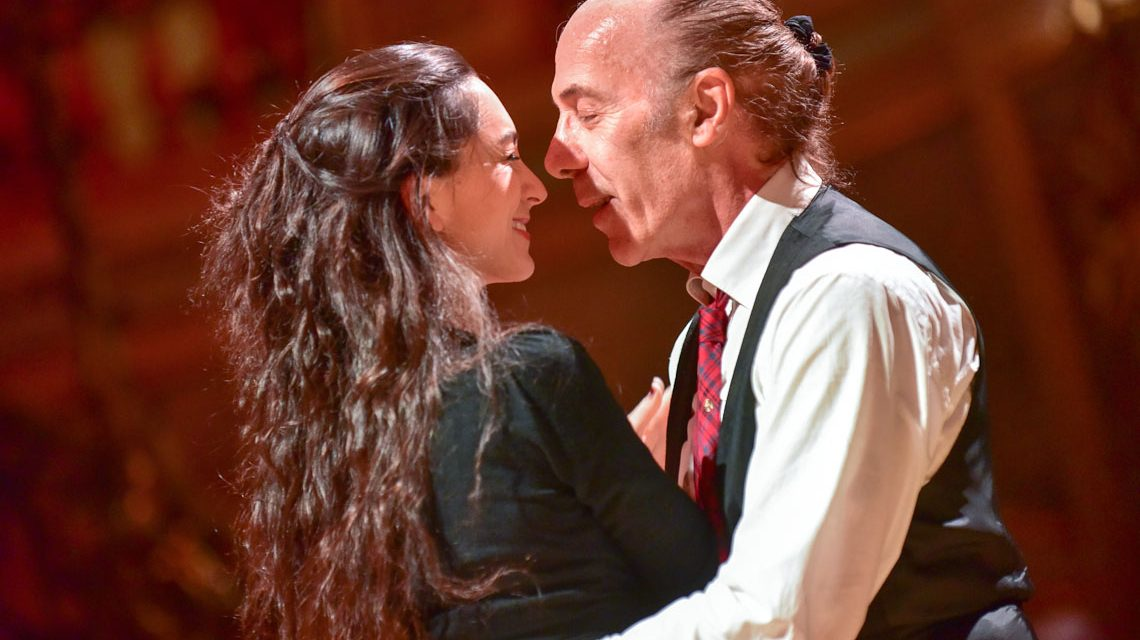Salon Tango im Staatstheater Wiesabden. Foto: Joachim Sobek