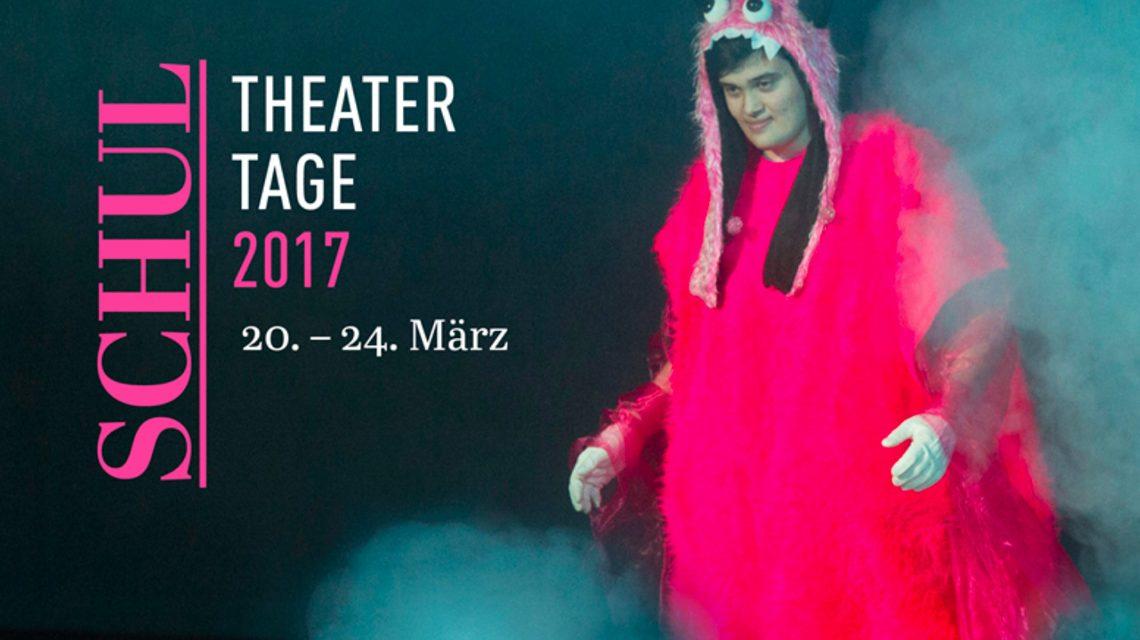 Schultheatertage 2017 Bild: Staatstheater Wiesbaden