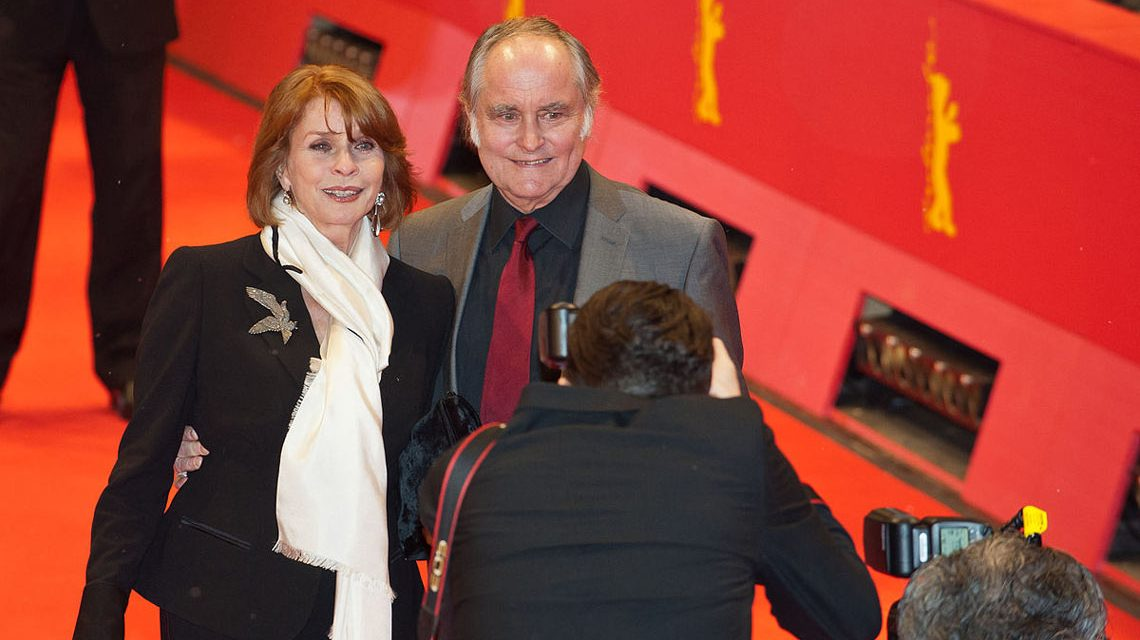 Senta Berger mit Ehemann Michael Verhoeven (2013) ©2018 Von Siebbi - ipernity.com, CC BY 3.0, https://commons.wikimedia.org/w/index.php?curid=25345917