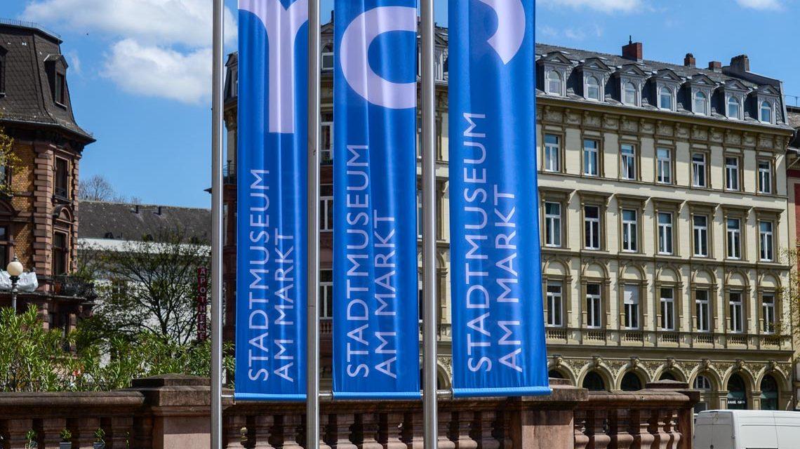 Wiesbadener Stdatmuseum, liebevoll sam genannt, am Dern'schen Gelände. Foto: Volker Watschounek