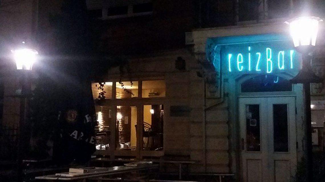 Reizbar, Sonntagabend in der Goebenstraße. Foto: Nachbarn