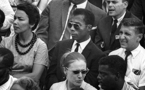 """Szenenbild, """"I am not a negro"""". Bild: Veranstalter"""