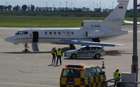Flughafen Frankfurt, Sanel M. wird abgeschoben. Archivbild: Flickr Dieter Baercheh57