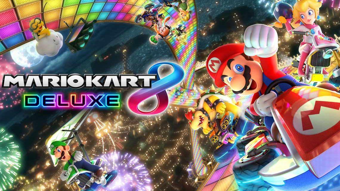 MarioKart 8 von Nintendo. Bild: Nintendo
