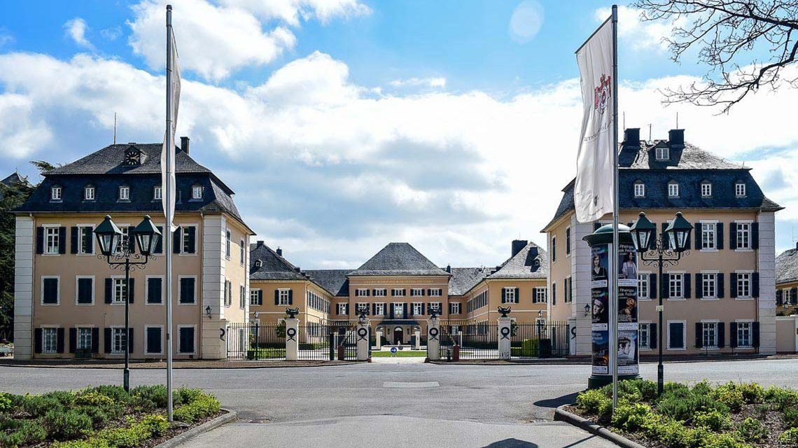 Als Rebstock-Pate einen Tag auf Schloss Johannisberg