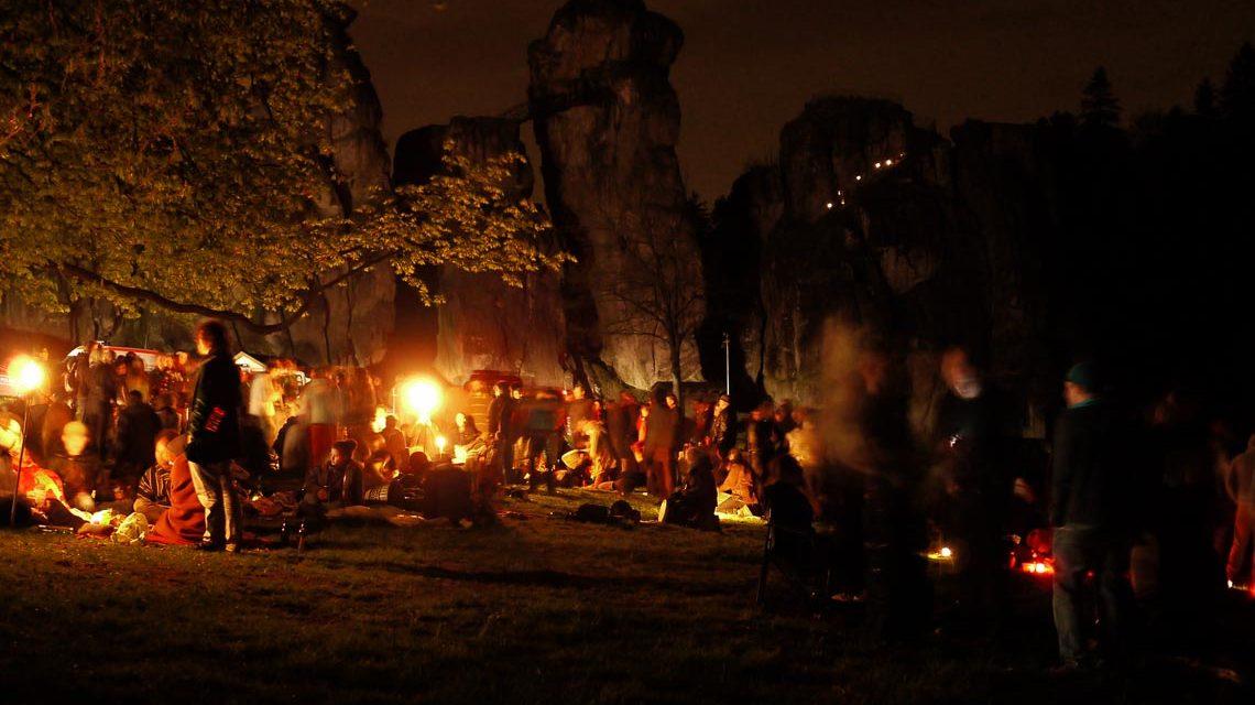 Walpurgisnacht Bild: Torsten Krienke / CC BY / Flickr