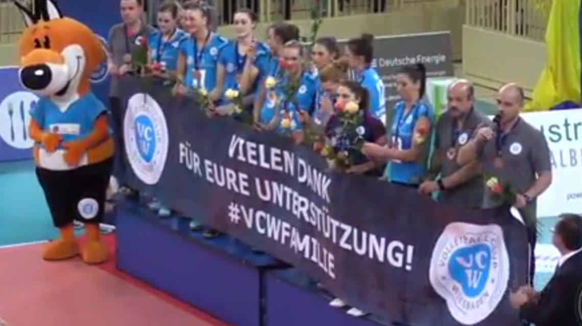 TV Bild von Sportdeutschland TV.
