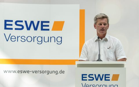 Verkehrsdezernent Andreas Kowol ist Aufssichtsratbei ESWE Verkehr.