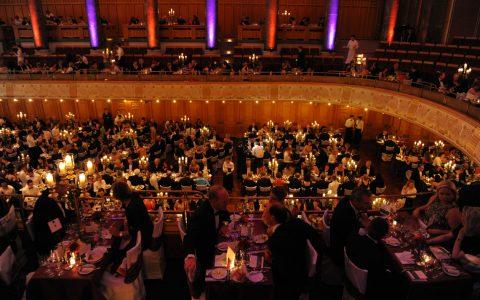 Gala Diner beim Ball des Weins: Bild: VDP