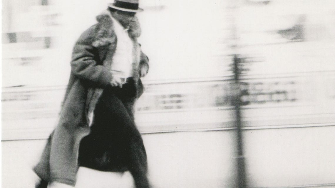 "Szenenfoto aus dem Dokumentarfilm ""Beuys"". Bild: Veranstalter"