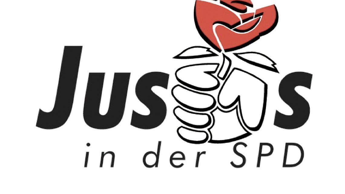 Wiesbadens Jusos stehen geschlossen hinter Martin Schulz und Simon Rottloff. Bild: Jusos