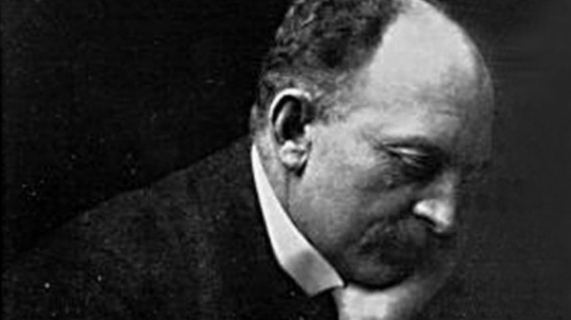Emil Nolde, fotografiert von Minya Diez-Dührkoop (* 21. Juni 1873; † 17. November 1929) Bild: Minya Diez-Dührkoop, Public Domain