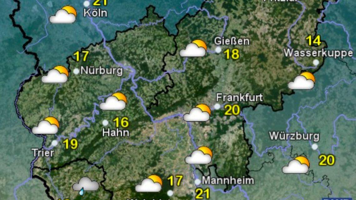 Das Wetter Heute In Wiesbaden