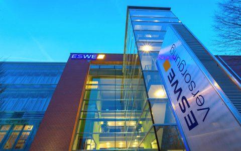 Zenrale von ESWE Versorgung. Bild: ESWE Versorgung