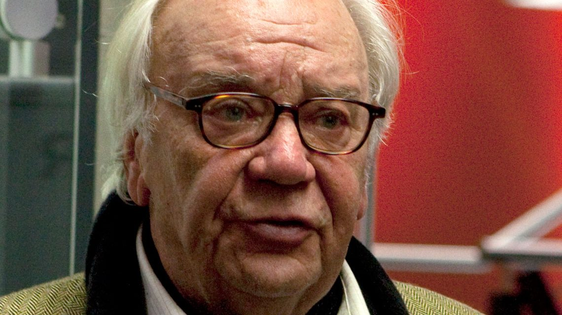 Jürgen Becker am 26. November 2009 in Köln. Bild: Hpschaefer www.reserv-art.de - Eigenes Werk, CC BY-SA 3.0