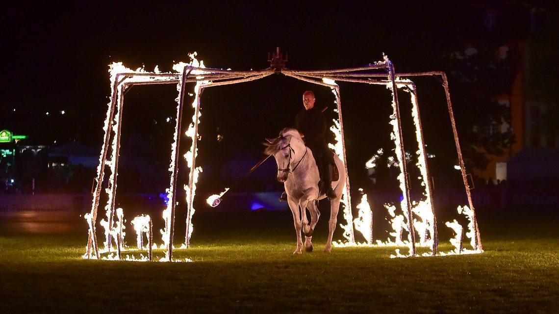 Jubiläum: 25 Jahre Wiesbadener Pferdenacht