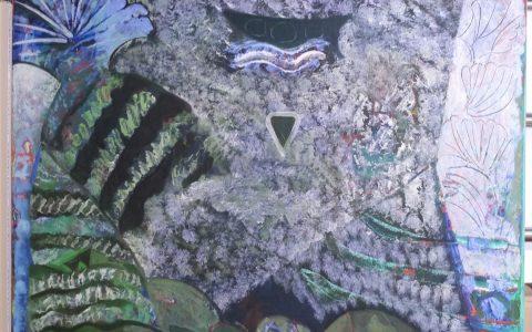 Öl auf Leinwand von Robert Preyer. Bild: Kunsthaus