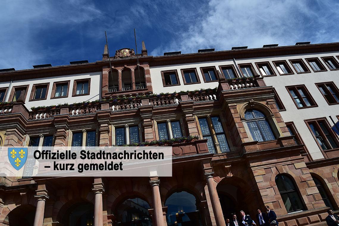 Wiesbadens ämter Informieren Wiesbaden Lebt