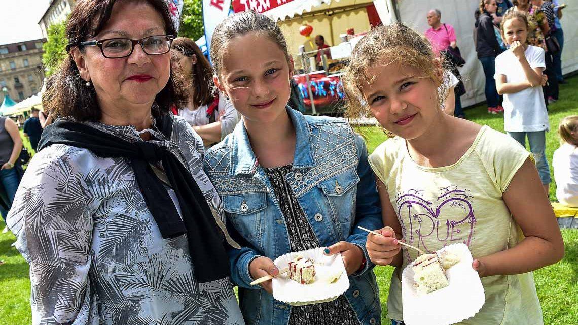 Das war das 40. Wilhelmstraßenfest