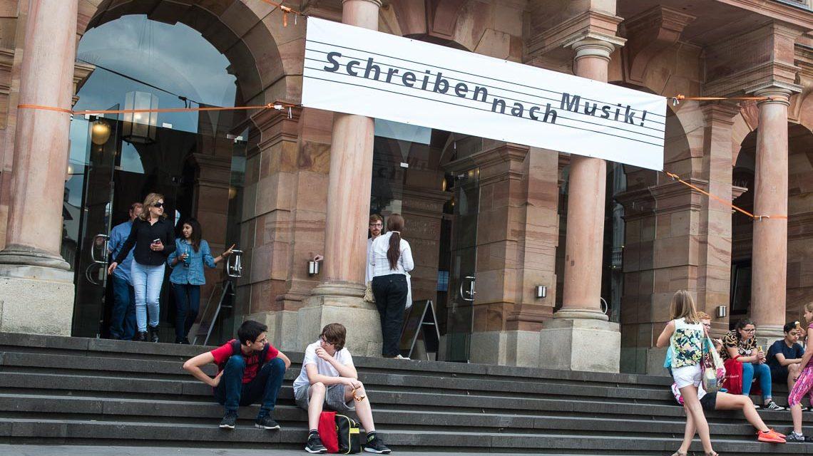 """Schreibwettbewerb: """"Da ist Musik drin"""""""
