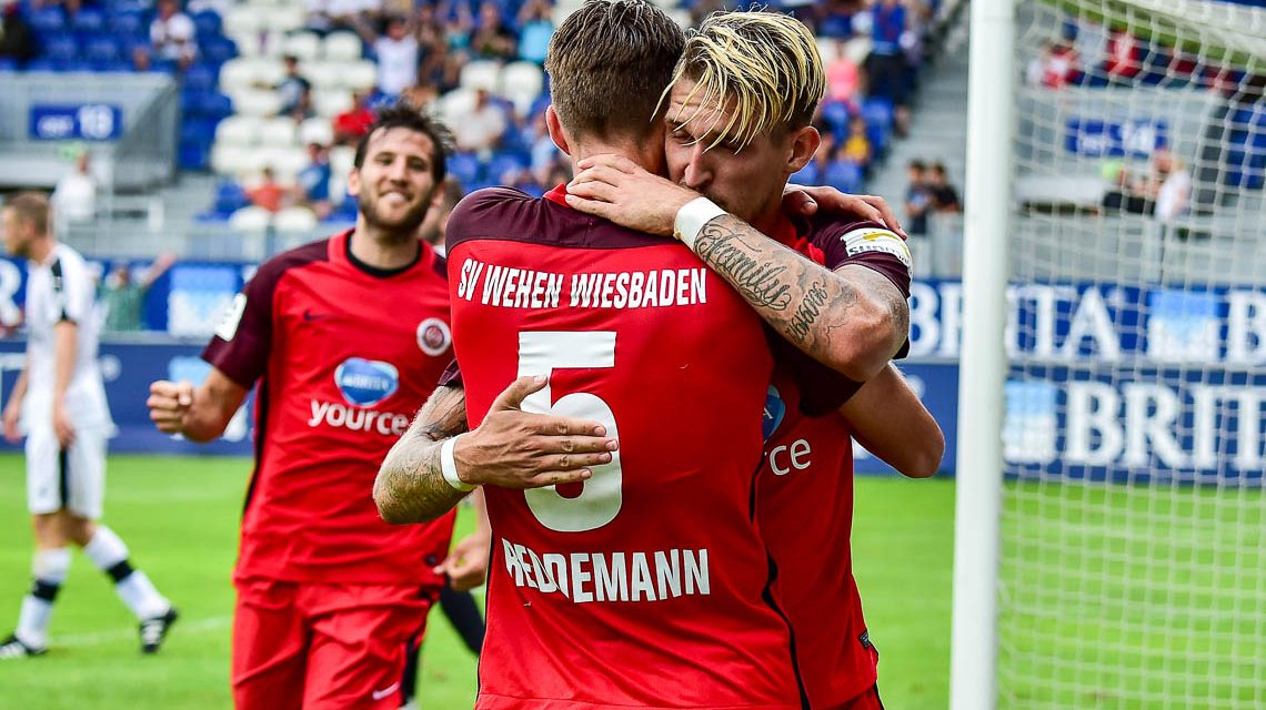 SV Wehen Wiesbaden startet mit Heimsieg in die neue Saison