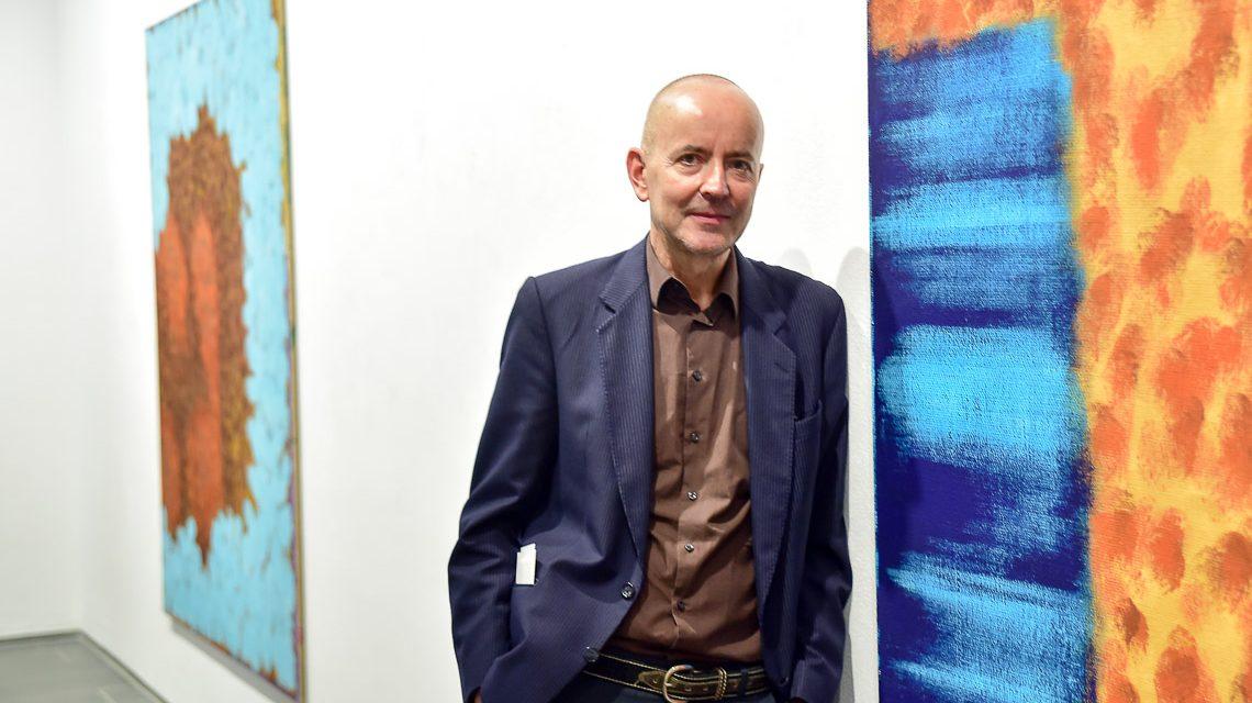 Thomas Werner im Landesmuseum Wiesbaden