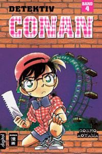 Detektiv Conan 3, Bild: Egmomt Manga