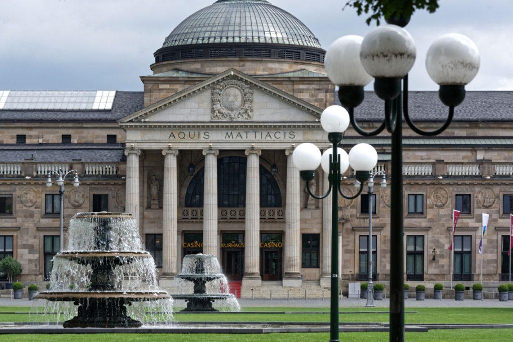 Es gibt 1000ende Bilder von Wiesbadens Sehenswürdigkeiten. Jetzt sind es 1001. Bild: Ralf Brinkmann