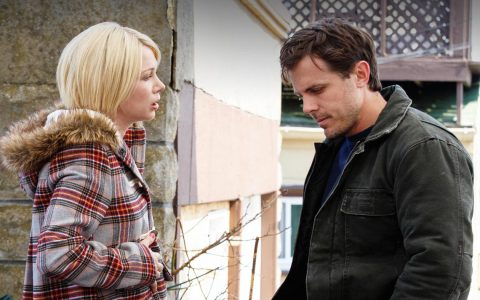 "Casey Afflek und Michelle Williams in ""Manchester by the City"" Bild: Universal"