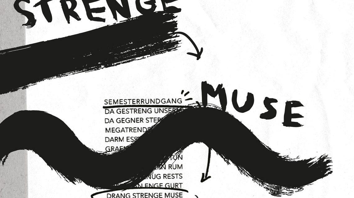 Leitmotiv der Studierenden die die Ausstellung initiierten. Bild: RheinMain Hochschule