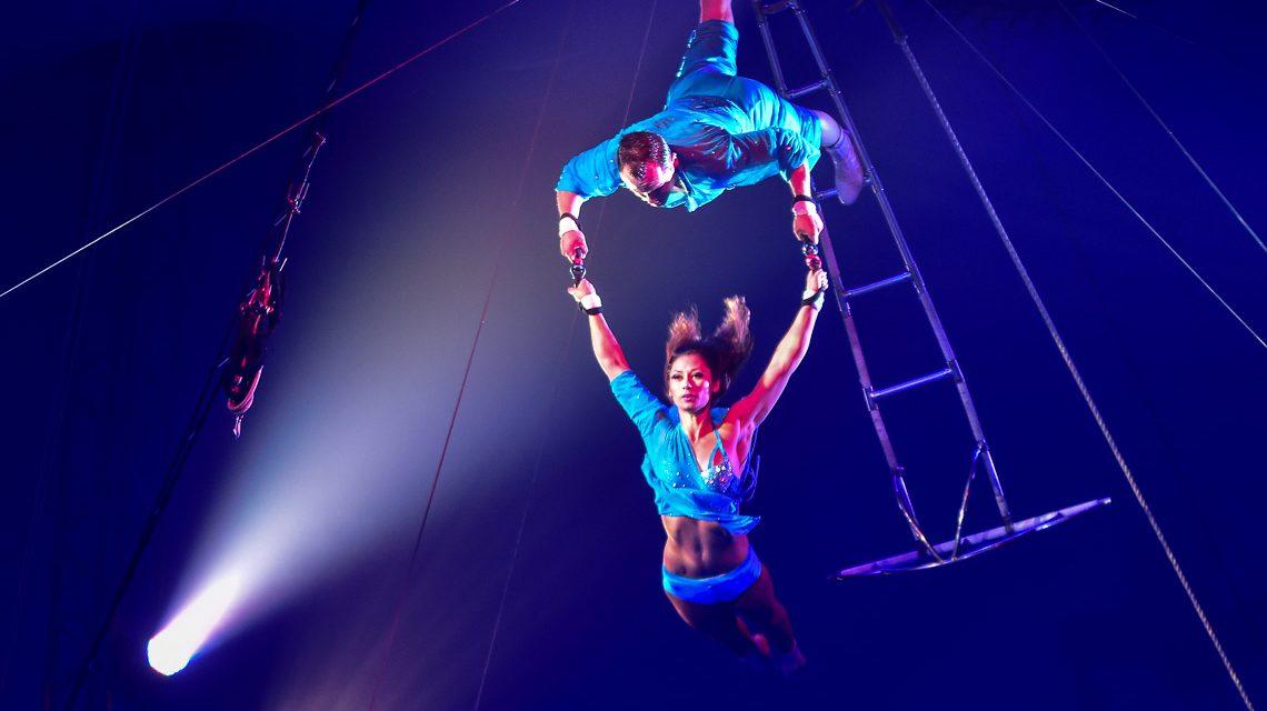 Traumwelt Zirkus – Circus Carl Busch verzaubert Wiesbaden
