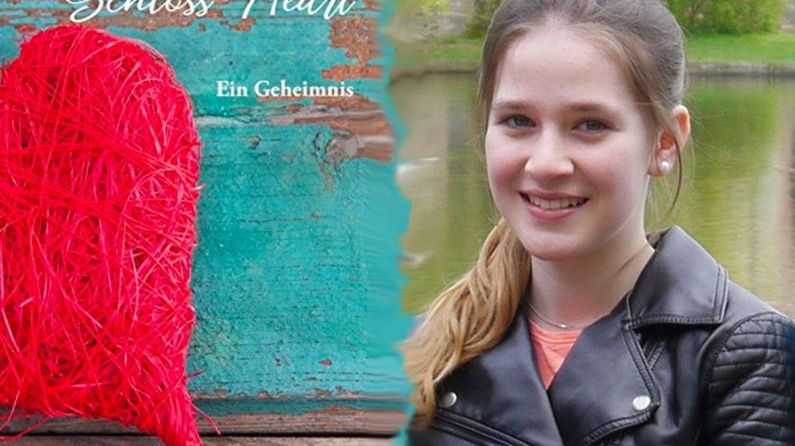 Janina Beer stellt Ihr Erstlingswerk vor ... Bild: Verlag Papierfresserchens