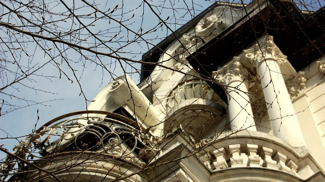 Neobarocke Wunderwerke in der Kapellenstraße (c) KulTour & Mehr