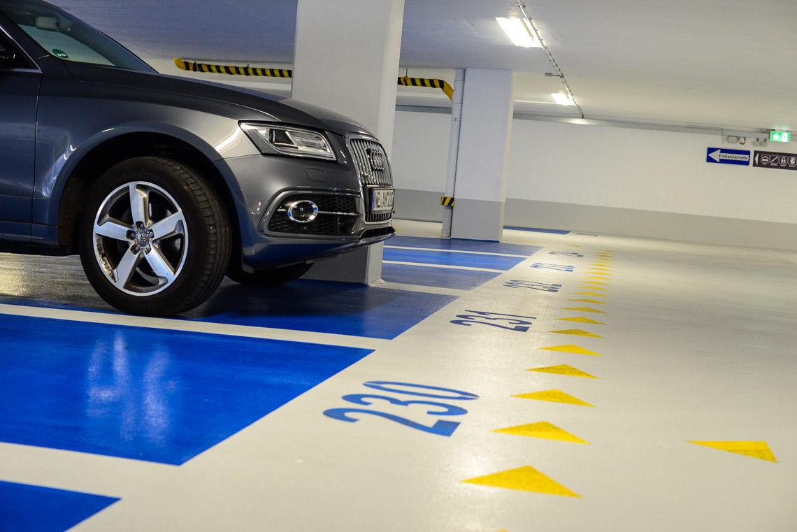 400 Parkplätze In Der Schwalbacher Straße Wiesbaden Lebt