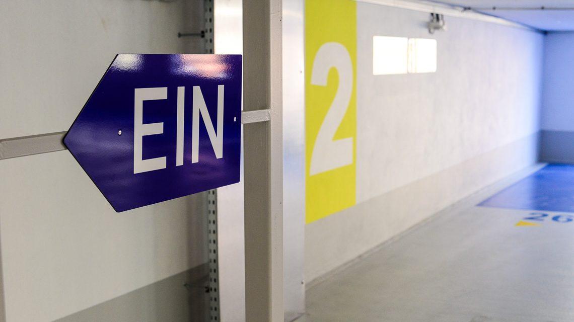 """400 """"neue"""" Parkplätze in Wiesbadens Innenstadt"""
