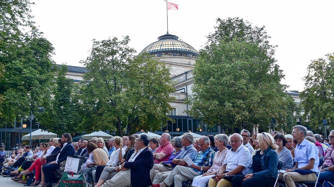 Ein Hauch von Buena Vista Social Club im Kurpark Wiesbaden